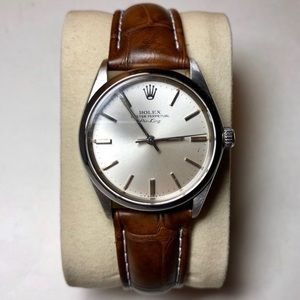 Rolex Oyster Perpetual Air King 34mm Watch